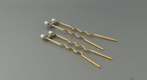 Edwardian Hair Pins